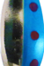 Blue/Red Spots Nickel