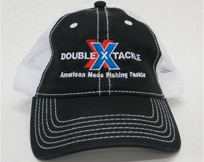 Double X Tackle Hat Black
